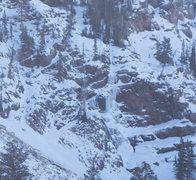 Rock Climbing Photo: Sundial Ice