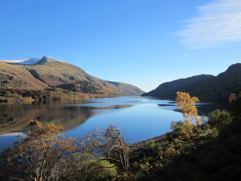 Thirlmere Lake, The Lake District, NW England
