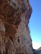 Rock Climbing Photo: Classic rope and rock photo.