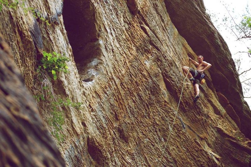 Rock Climbing Photo: RRG - Reload!