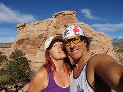 Rock Climbing Photo: climb X
