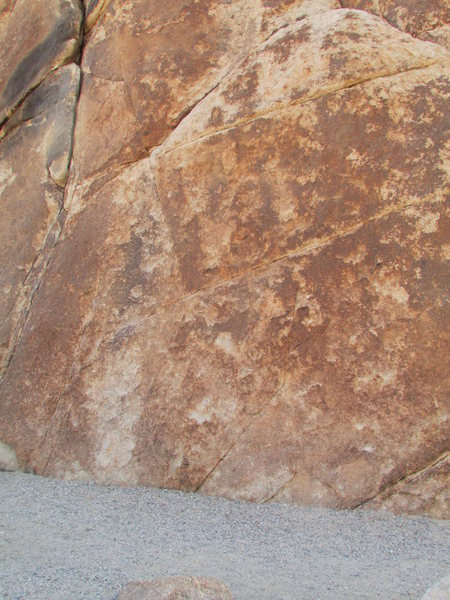 Rock Climbing Photo: Use the magnification feature to check it out...