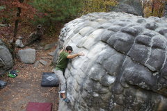 Rock Climbing Photo: Ultimate Squeeze