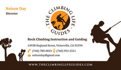 Rock Climbing Photo: Company contact Information. We provide client bas...