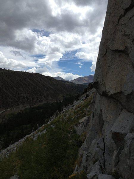 Rock Climbing Photo: Rock Creek