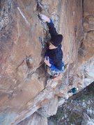 Rock Climbing Photo: Kevin McGarvey and John Diaz on Miracle Man