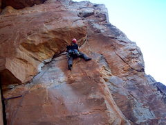 Rock Climbing Photo: Into the Void var.