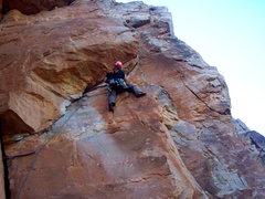 Rock Climbing Photo: Into the Void var.