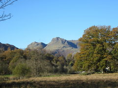 Rock Climbing Photo: The Langdale Pikes