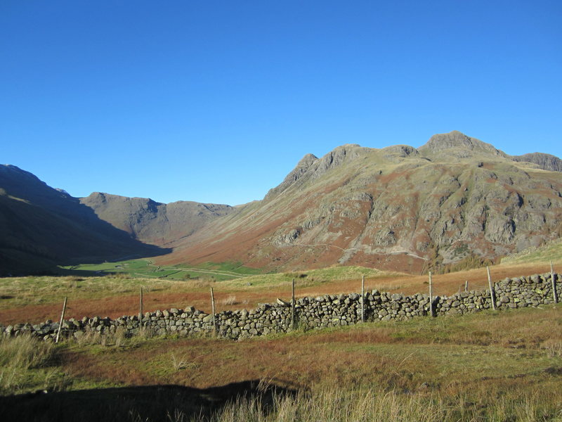 Upper Langdale Valley