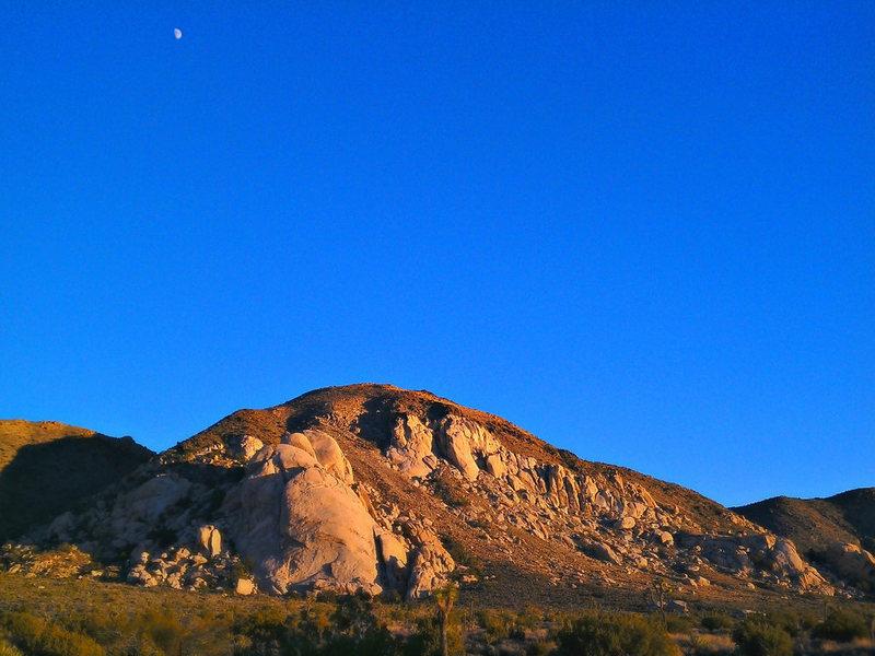 Saddle Rocks