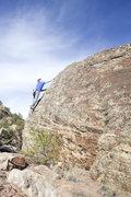 Rock Climbing Photo: Jared LaVacque on The Slabarete.