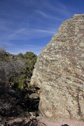 Rock Climbing Photo: The Slabarete beta photo.