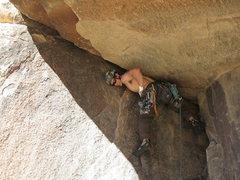 Rock Climbing Photo: Ryan on Roofing Company.