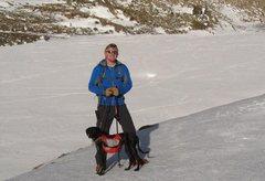Rock Climbing Photo: St. Mary's Glacier