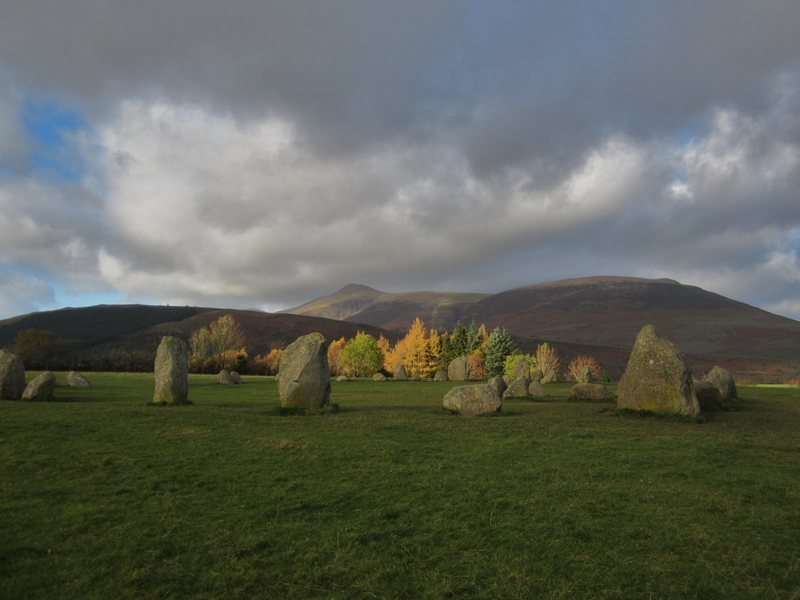 Stone Circle 2000/3000 BC Very spooky place...
