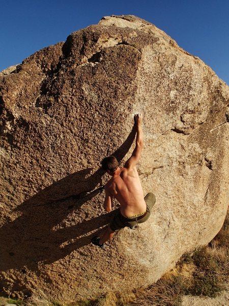 Rock Climbing Photo: Richard Robinson.
