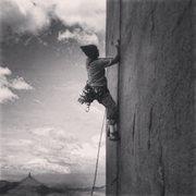 Rock Climbing Photo: 08