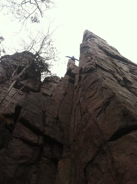 Rock Climbing Photo: Don't miss out the fun and thrill standing on top ...