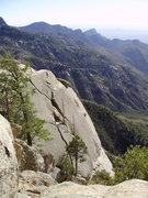 Rock Climbing Photo: motor city