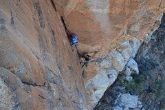 Rock Climbing Photo: Psycho Man