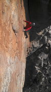 Rock Climbing Photo: Christian  on MM