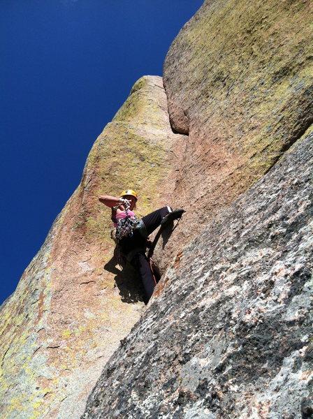 Rock Climbing Photo: Beefeater