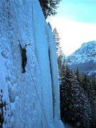 Rock Climbing Photo: Hyalite