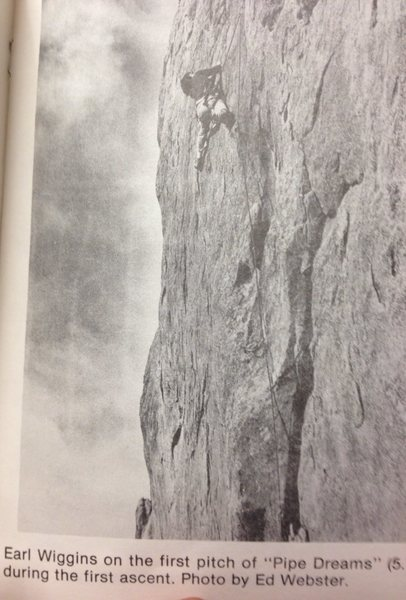 Rock Climbing Photo: From Soft Touch.
