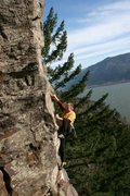 Rock Climbing Photo: Kevinsen on MasterPiece.  This pic was from one of...