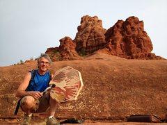 Rock Climbing Photo: Bell Rock, Sedona