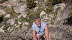 Rock Climbing Photo: Sonora Pass 2013