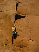 Rock Climbing Photo: Ahh yea