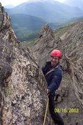 Rock Climbing Photo: The Four Aces of Ypsilon