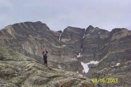 Rock Climbing Photo: aye. Ypsilon
