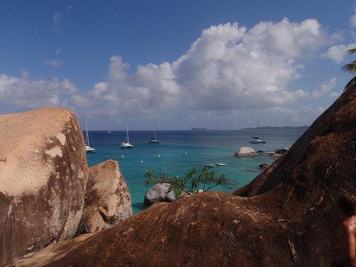 Rock Climbing Photo: The Baths