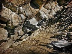 Rock Climbing Photo: In season.  Galaxy S3 pic.