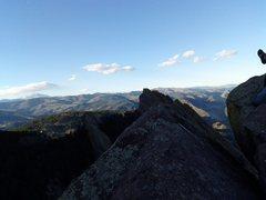 Rock Climbing Photo: the summit