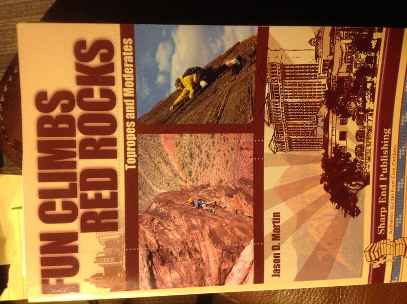 """Fun Climbs at Red Rocks"""