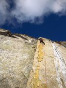 Rock Climbing Photo: Lutersee 5c
