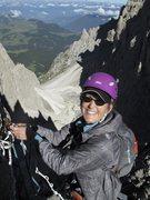 Rock Climbing Photo: Funffingerspitzen