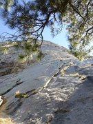 Rock Climbing Photo: Start of the route. Photo Sergio Rudin.