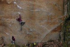 Rock Climbing Photo: Photo by Bryan Karban.