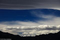 Rock Climbing Photo: Indian Peaks.