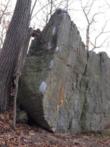 Rock Climbing Photo: Start to finish