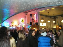 Rock Climbing Photo: nice bar inside the theater