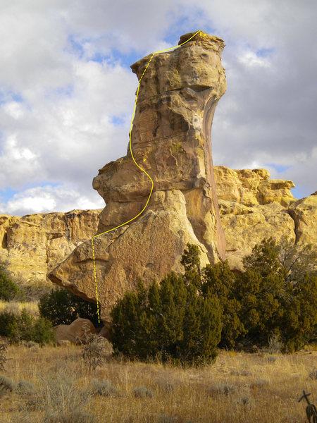 Rock Climbing Photo: Trudy Buns