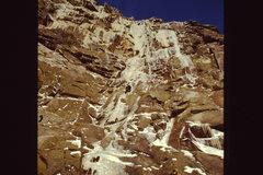 Rock Climbing Photo: Rick Barrett on Omega