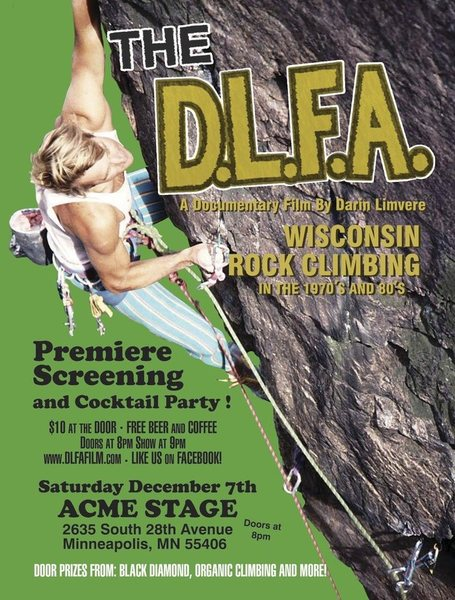 If you missed the WI premiere here's your 2nd chance!  Free Beer!