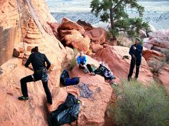 Rock Climbing Photo: Florida crew